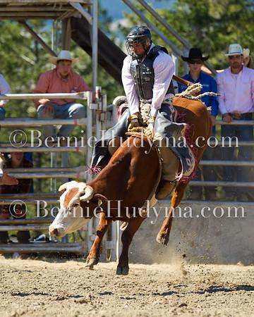 Junior Steer Riding Pritchard