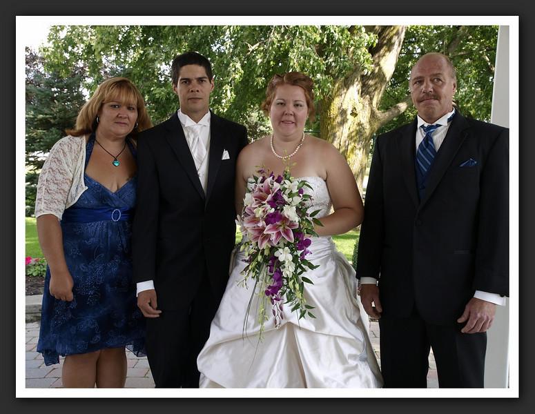 Bridal Party Family Shots at Stayner Gazebo 2009 08-29 052 .jpg