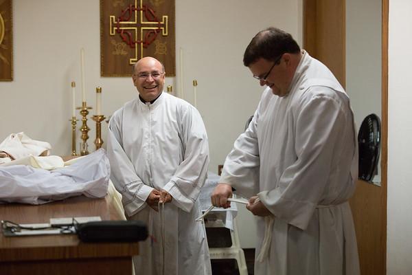06092018 Father Bryce Lungren's First Mass