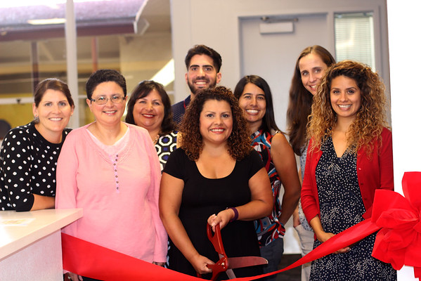 Guidance Ribbon Cutting