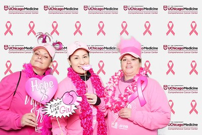 UChicago Medicine at ACS Making Strides Against Breast Cancer Walk