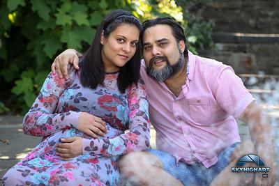 ANAM AND KAMRAN BABY PHOTOS