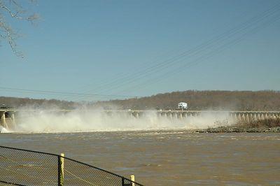 Conowingo Dam 4-4-05