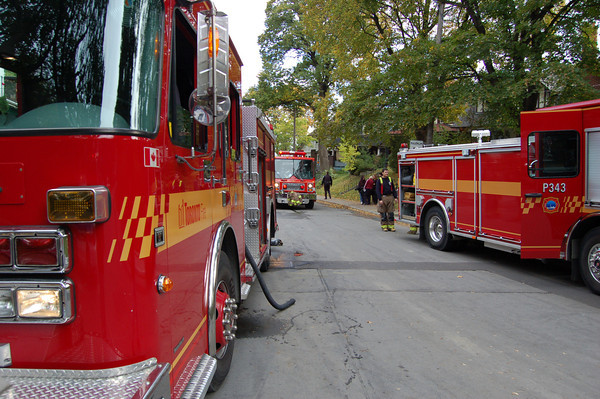 October 15, 2006 - 2nd Alarm - 32 Regal Road