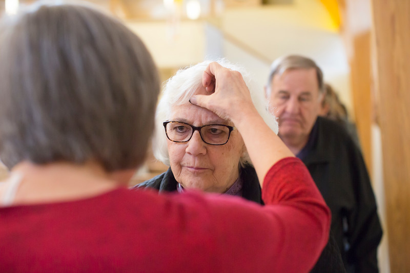 Dorothy Schmidling with Maurice in the background<br /> Married 53 years