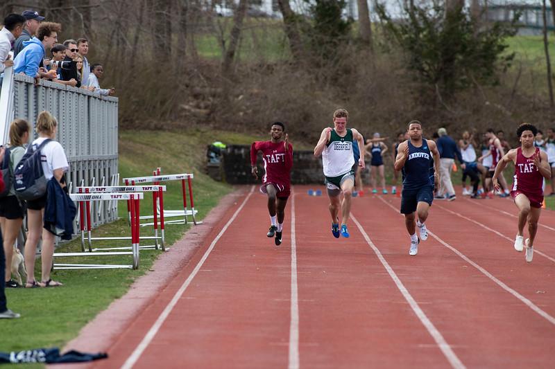 Track & Field v Deerfield, Andover