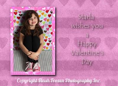 A Valentine Starla