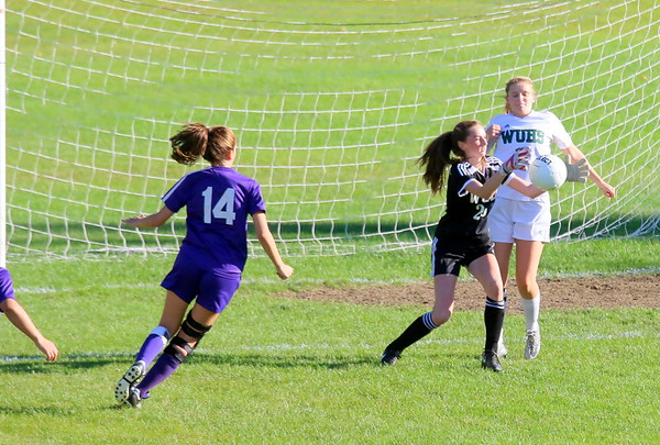 WUHS Girls Soccer