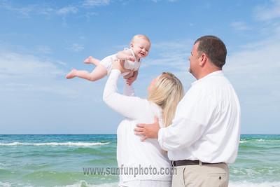 Helms Family Panama City Beach 2016