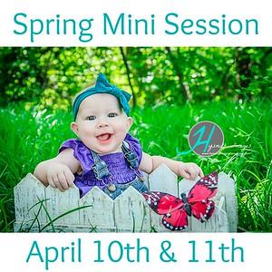{Spring Mini's 2016}