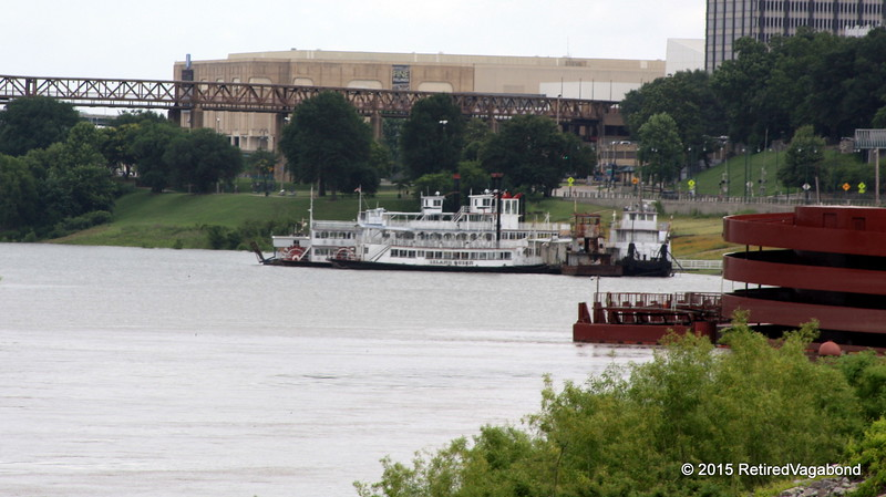 Mississippi Riverboats - Memphis Tennessee