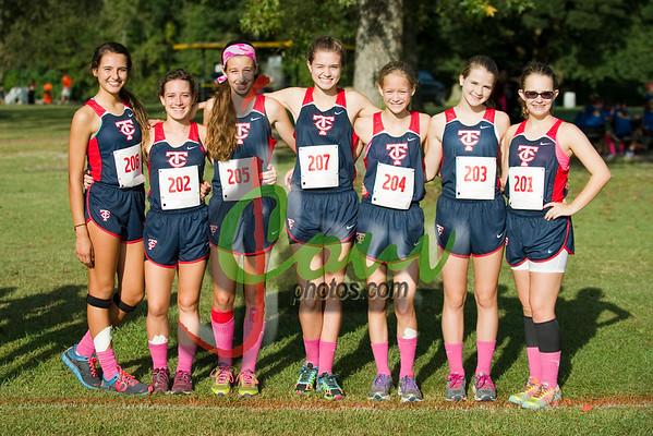 2014 High School Girls Race