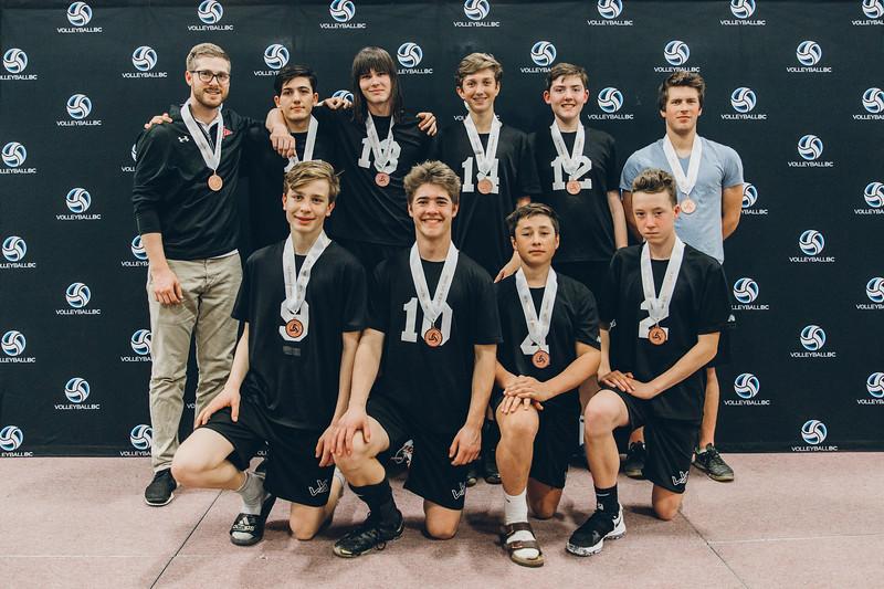 20190429 - Volleyball Provincials @ Tradex Team Photos -07.jpg