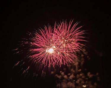 Tall Sails Cruise Amsterdam Fireworks