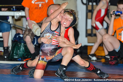 Friday - 2014 MUSAW State Championships