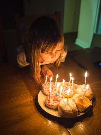 Holly's birthday 20140918
