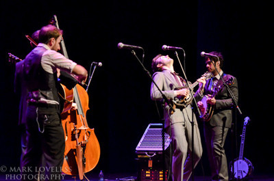 The Punch Brothers Live at The Brown Theatre