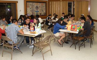 2008 Southern Dist. Sr. YBL  Fall Seminar