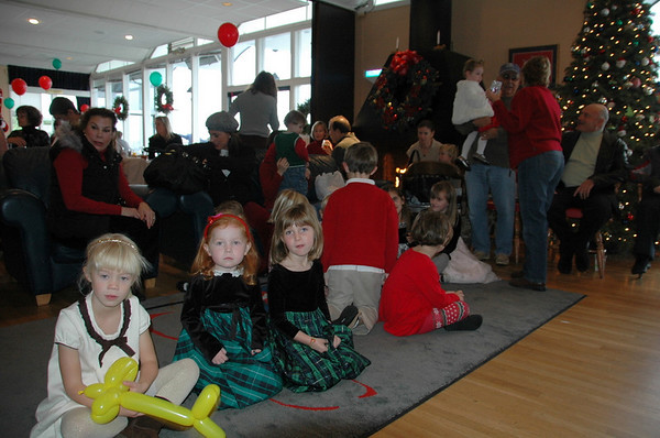 SYC Children's Christmas Party 12-13-09
