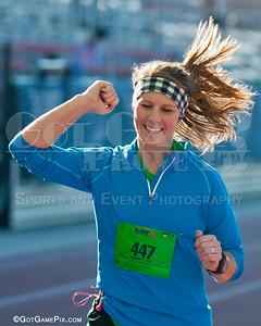 2011, Dec. 11 - Half Marathon