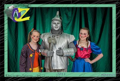 2013 Wizard of Oz Children s Event