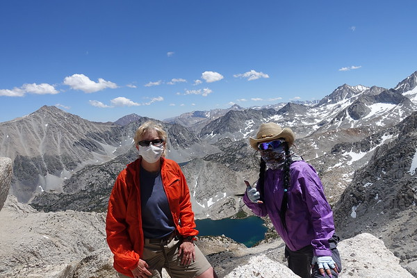 Mono Pass Peak (12,780) - Jul 2, 2020