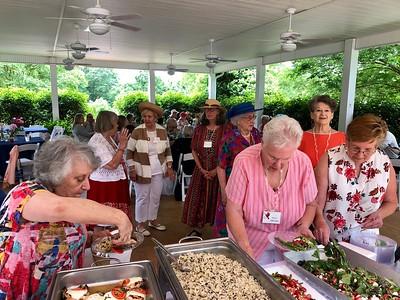 Monroe Garden Club Spring Garden Party