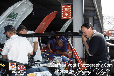 Bill Davis, Nascar Team Owner