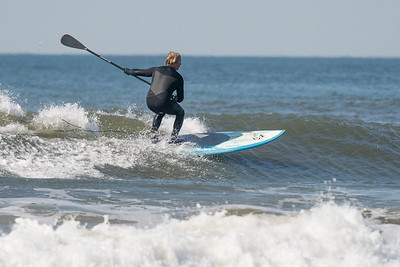 Alex SUPing Long Beach 5-11-18