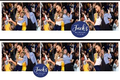 Jack's Bar Mitzvah