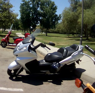 07/17/10 San Diego Scooter Squadron - Mountain, River and Lake Escape