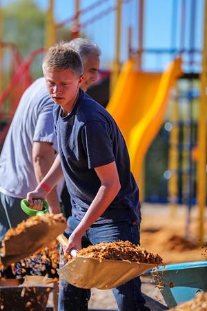 Community Day of Service 2018 - El Dorado Hills, Folsom