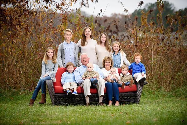 Carney Family Portraits