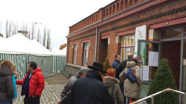Culinaire ontdekkingstocht Beringen 30.11.2013