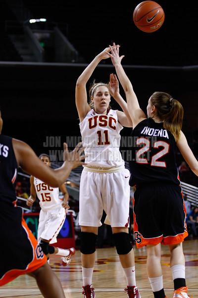 USC v Oregon State 01/15/2011