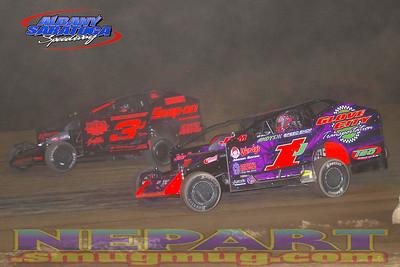 Albany-Saratoga Speedway - 7/24/20 - Mark Brown