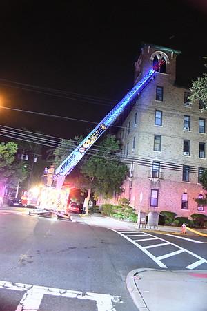 Aug. 13, 2019 - Ridgefield Park Apt. Fire