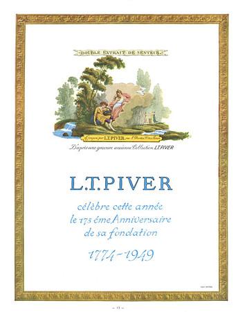 PIVER L.T.