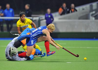 Scotland v India