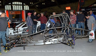 Northeast Racing Products Trade Show - 11/23/19 - Rick Young
