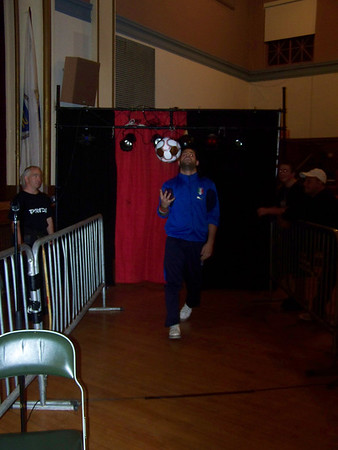 Millennium Wrestling Federation Soul Survivor V: The Homecoming  November 15, 2008