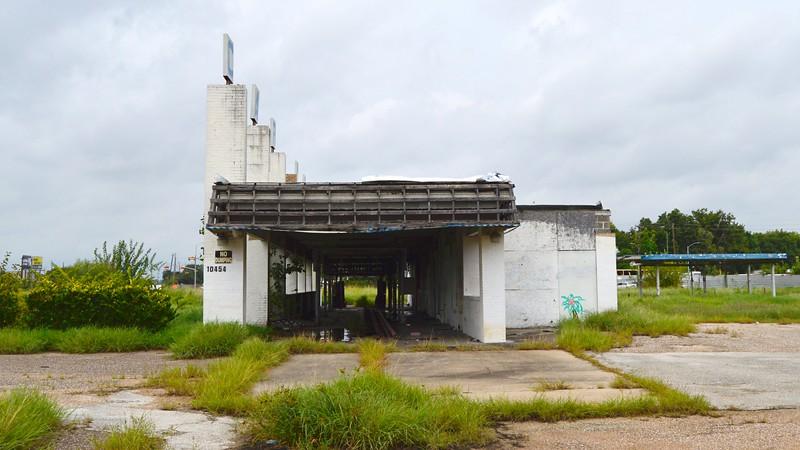 Abandoned Car Wash
