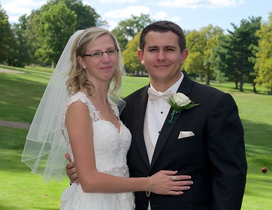 Caitlin and Jimmy's Wedding Day
