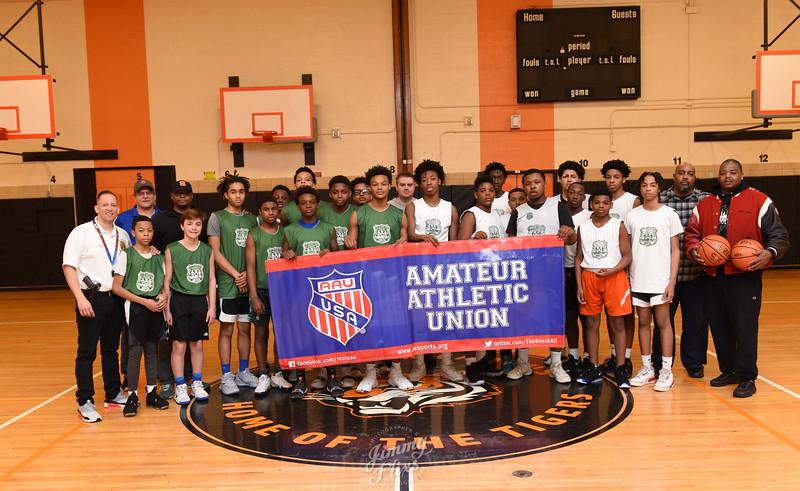 Patrol Borough Brooklyn North Basketball