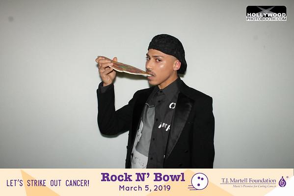 "T.J. Martell Foundation ""Rock N' Bowl"" 2019 - 3/5/2019"