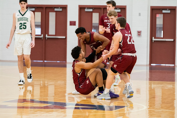 2019-20 Varsity Basketball vs. Berkshire