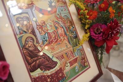 09.21.17 Nativity of the Theotokos