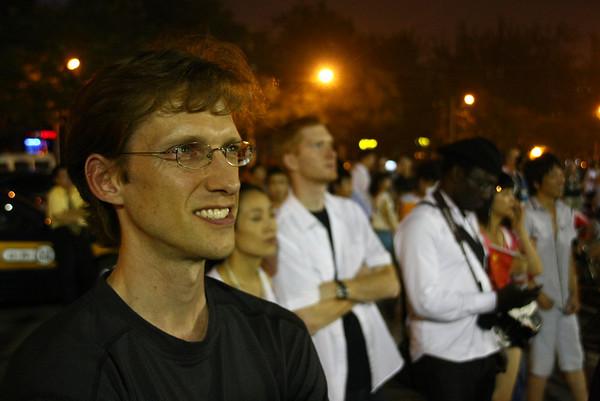 Chris in Beijing
