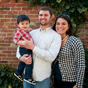 Jeff & Jennifer's Family Portraits