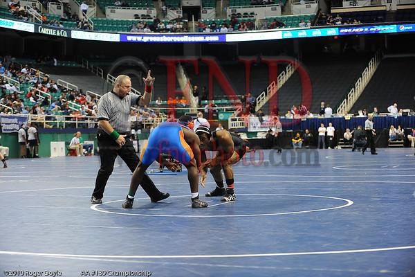 NCHSAA AA189 Championship Match